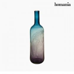 Βάζο Κρυστάλλινο (11 x 11 x 44 cm) - Pure Crystal Deco Συλλογή by Homania