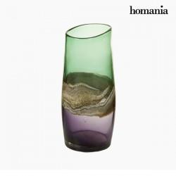 Βάζο Κρυστάλλινο (13 x 15 x 30 cm) - Pure Crystal Deco Συλλογή by Homania