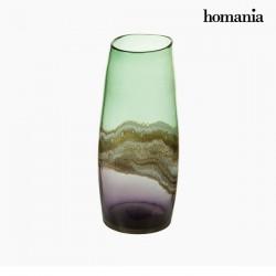 Βάζο Κρυστάλλινο (17 x 17 x 36 cm) - Pure Crystal Deco Συλλογή by Homania