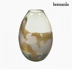 Βάζο Κρυστάλλινο (20 x 13 x 28 cm) - Pure Crystal Deco Συλλογή by Homania