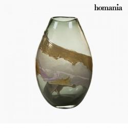 Βάζο Κρυστάλλινο (23 x 15 x 35 cm) - Pure Crystal Deco Συλλογή by Homania