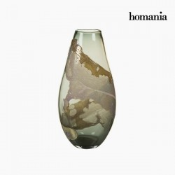 Βάζο Κρυστάλλινο (24 x 16 x 45 cm) - Pure Crystal Deco Συλλογή by Homania