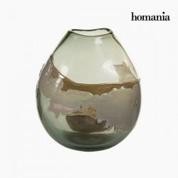 Βάζο Κρυστάλλινο (24 x 15 x 26 cm) - Pure Crystal Deco Συλλογή by Homania