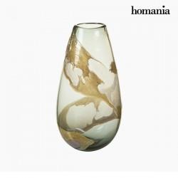 Βάζο Κρυστάλλινο (21 x 14 x 37 cm) - Pure Crystal Deco Συλλογή by Homania