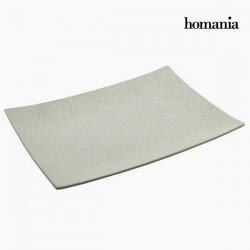 Κεντρικό Τραπεζιού Κεραμικά (49 x 36 x 6 cm) by Homania