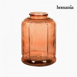 Πολύφωτο Ανακυκλωμένο γυαλί (26 x 26 x 36 cm) by Homania