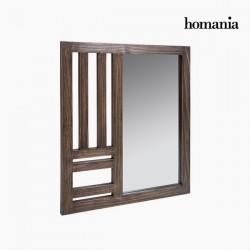 Καθρέφτης Ξύλο mindi (70 x 3 x 80 cm) by Homania