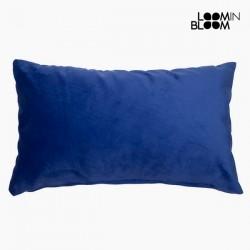 Μαξιλάρι Πολυεστέρας Μπλε (30 x 50 x 10 cm) by Loom In Bloom