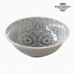Μπολ Πορσελάνη Γκρι by Bravissima Kitchen