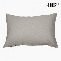 Μαξιλάρι Βαμβάκι και πολυεστέρας Γκρι (50 x 70 x 10 cm) by Loom In Bloom