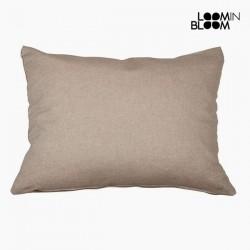 Μαξιλάρι Βαμβάκι και πολυεστέρας Καφέ (50 x 70 x 10 cm) by Loom In Bloom