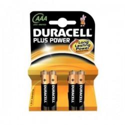 Αλκαλικές Μπαταρίες DURACELL DURLR3P4B