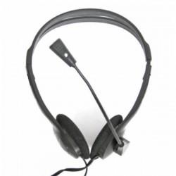 Ακουστικά με Μικρόφωνο Omega Fiesta FIS1010 Μαύρο