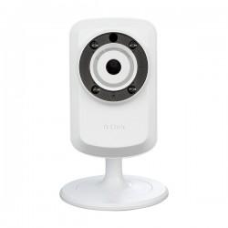 IP Κάμερα D-Link DCS-932L IR Wifi Λευκό