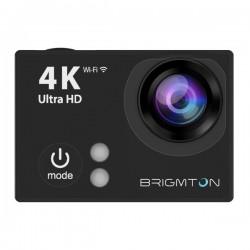 Αθλητική Κάμερα BRIGMTON BSC-9HD4K HD 4K 170º 25fps Μαύρο