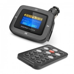MP3 Player Αυτοκινήτου Energy Sistem 381456 FM LCD SD / SD-HC (32 GB) USB