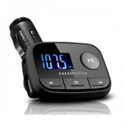 MP3 Player Αυτοκινήτου Energy Sistem 384600 FM LCD SD / SD-HC (32 GB) USB Μαύρο