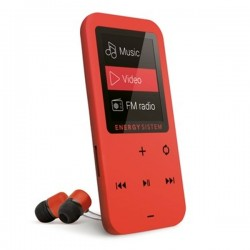 "MP4 Player Energy Sistem 426447 1,8 "" 8 GB Κοράλι"
