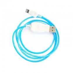 Καλώδιο Φόρτισης και Μεταφοράς Δεδομένων USB to Lightning(iPhone 5-6)  1.5m - Λευκό