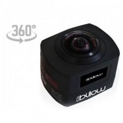 Αθλητική Κάμερα Billow XS360PROB 16 Mpx HD 220º Μαύρο