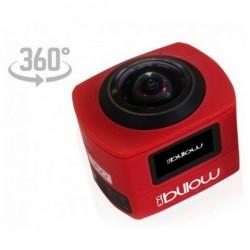 Αθλητική Κάμερα Billow XS360PROR 16 Mpx HD 220º Κόκκινο