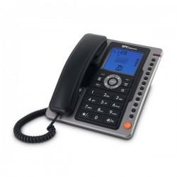 Σταθερό Τηλέφωνο SPC 3604N LCD Μαύρο