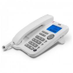 Σταθερό Τηλέφωνο SPC 3608B LCD Λευκό