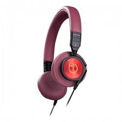 Ακουστικά με Μικρόφωνο Hiditec WHP010000 Καφέ