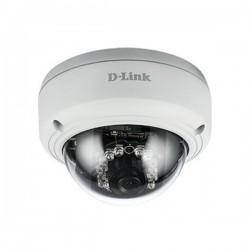 IP Κάμερα D-Link DCS-4603 Domo FHD PoE (H/V/D): 96° / 54° / 108° Zoom 10x Λευκό