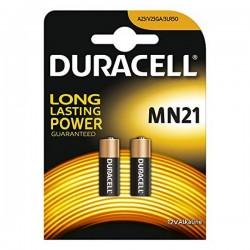 Αλκαλικές Μπαταρίες DURACELL Security DRB212 MN21 12V 1.5W (2 pcs)