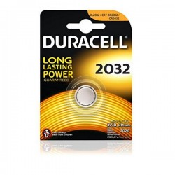 Μπαταρία Κουμπί Λιθίου DURACELL DRB2032 CR2032 3V