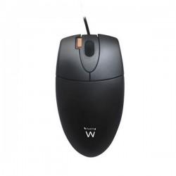 Οπτικό Ποντίκι Ewent EW3155 1000 dpi USB/PS2 Μαύρο