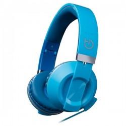 Ακουστικά με Μικρόφωνο Hiditec COOL KIDS WHP010008 Σκούρο μπλε