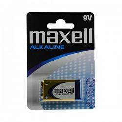 Αλκαλική Μπαταρία Maxell MXBLR6LR61 LR61 9V