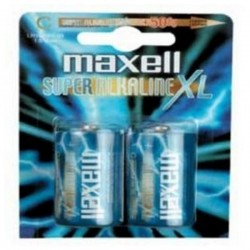 Αλκαλικές Μπαταρίες Maxell MXBLR14 C 1.5V MN1400 (2 pcs)