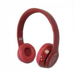 Bluetooth Ακουστικά με Μικρόφωνο Omega Freestyle FH0915R Κόκκινο
