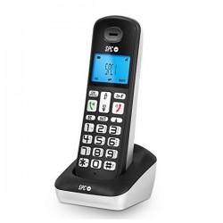 Ασύρματο Τηλέφωνο SPC NTETIN0096 7320N 1 x RJ11 Μαύρο