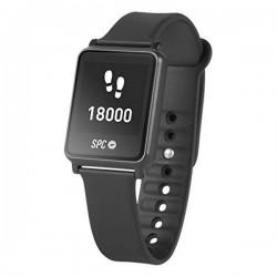 "Smart Watch με Βηματόμετρο SPC 9616T 1.28"" Bluetooth 4.0 Τιτάνιο"