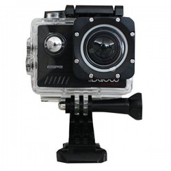 Αθλητική Κάμερα Billow MVICAV0093 XS550PROB 4K 16MPx Μαύρη