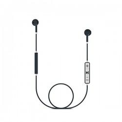 Bluetooth Ακουστικά με Μικρόφωνο Energy Sistem 428175 V4.1 100 mAh Γκρι