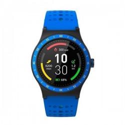 """Smart Watch με Βηματόμετρο SPC 9625A BT4.0 1,3"""" Μπλε"""