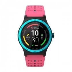 "Smart Watch με Βηματόμετρο SPC 9625P BT4.0 1,3"" Ροζ"