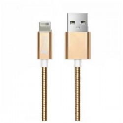 Καλώδιο USB για iPad/iPhone Ref. 101080 Ροζ χρυσό