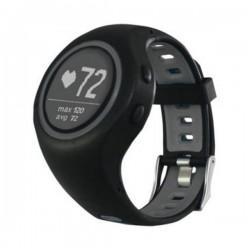 Smart Watch με Βηματόμετρο Billow XSG50PROG 280 mAh Bluetooth 4.1 GPS Μαύρο