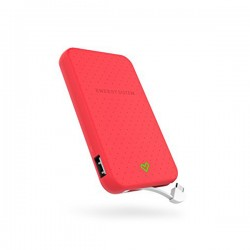 Power Bank Energy Sistem AATBPT0149 424580 5000 mAh Κοράλι