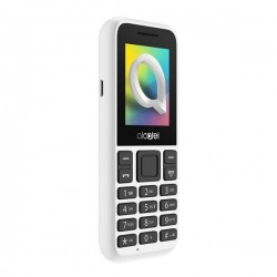 """Κινητό Τηλέφωνο ALCATEL 1066D-2BALES1 1,8"""" QQVGA Bluetooth Λευκό"""