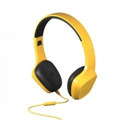 Ακουστικά με Μικρόφωνο Energy Sistem 428397 Κίτρινο