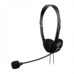 Ακουστικά με Μικρόφωνο Tacens AH118 Μαύρο