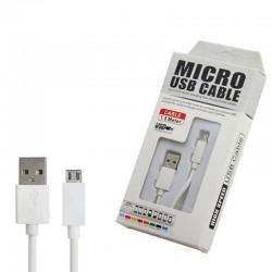 Καλώδιο Φόρτισης και Μεταφοράς Δεδομένων USB to Micro USB 1.5m