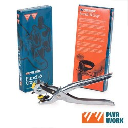 PWR Work Εργαλείο για Τρύπημα Ζώνης